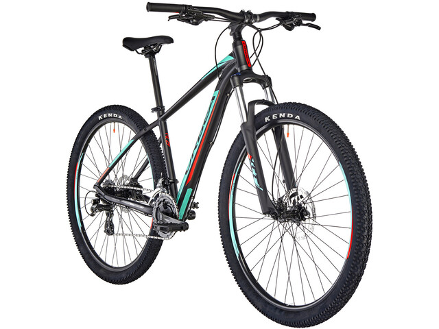 """ORBEA MX 50 29"""" 2. Wahl black/turqoise/red"""